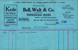 bell walt co invoices july 6 1937...