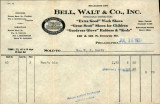 bell walt co invoices july 14...